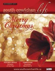 250-743-1150 - South Cowichan Life