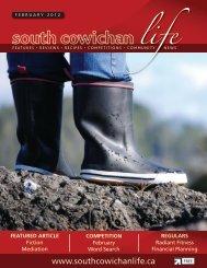 250-743-5500 - South Cowichan Life