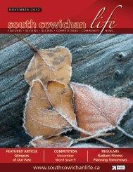 250-743-5999 - South Cowichan Life