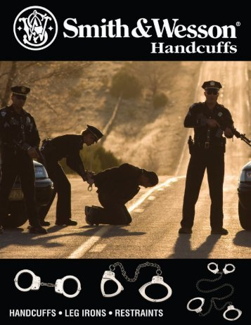Handcuffs Catalog - Smith & Wesson