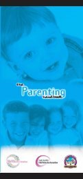 Parenting Handbook - North Ayrshire Council - Child Protection ...
