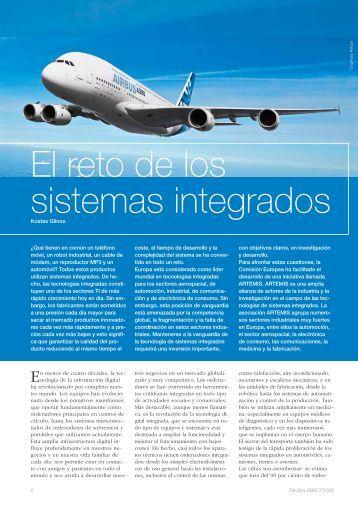El reto de los sistemas integrados