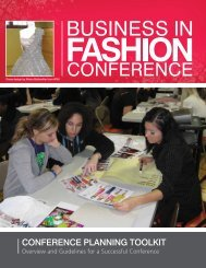 Business In Fashion Conference - Spokane Public Schools