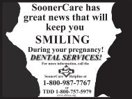 SMILING - The Oklahoma Health Care Authority