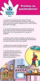 PDF 3.0 Mb - Criança Segura