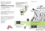 L'hébergement temporaire.indd - centre ressources information ...