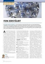 zum Thema - Düsen-Schlick GmbH