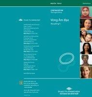 Vòng Âm đạo - the NSW Multicultural Health Communication Service