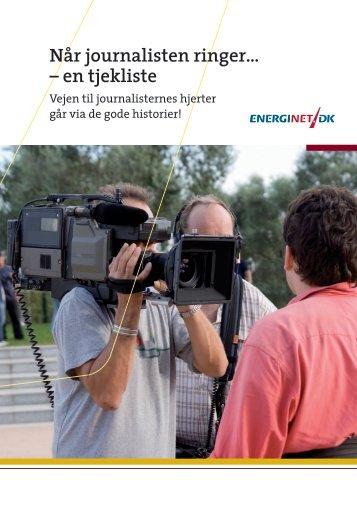Når journalisten ringer… – en tjekliste - Hans Mogensen