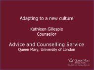Dealing with Distressed Students - Advice and Counselling Service ...