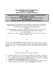 xii.08. - ÓBVSZ | Óbuda-Békásmegyer Városrendezési és Építési ...