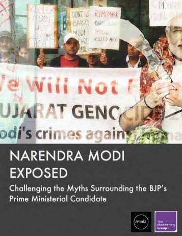 Modi_Exposed_website