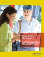 to access express scripts rx home delivery