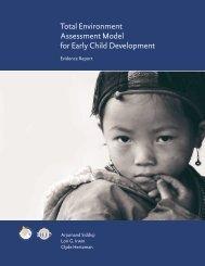 Total Environment Assessment Model for Early Child Development