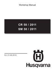 CR 50 / 2011 SM 50 / 2011