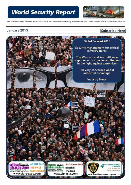 World Security Report Jan 2015