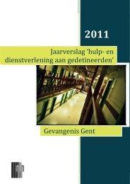 Gevangenis Gent - Vlaanderen.be