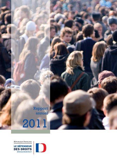 Rapport annuel 2011 - La Documentation française
