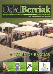 Udalberriak 149 Castellano.pdf - Ayuntamiento de Balmaseda
