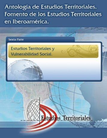 Estudios Territoriales y Vulnerabilidad Social