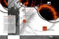 Bethe Center Brochure - BCTP - Universität Bonn