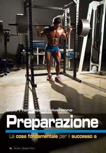 Preparazione Mentale (PDF) - Olympian's News