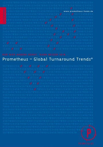 Prometheus – Global Turnaround Trends®