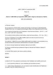 Le 5 octobre 2009 JORF n°0205 du 5 septembre 2009 Texte n°2 ...