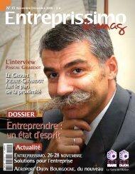 Entreprendre : - CCI Côte-d'Or