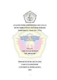 Download (513Kb) - Universitas Muria Kudus