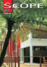 View Scope Issue 6 as pdf - Metal Roofing Manufacturers