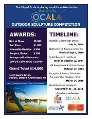Call to Artists - City of Ocala
