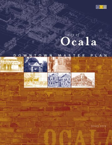 Downtown Master Plan - City of Ocala