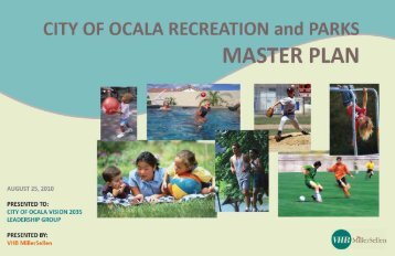 Recreation and Parks Master Plan Presentation
