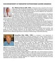 2008 department of chemistry distinguished alumni awardees - Page 2