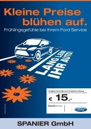 Kleine Preise blühen auf. - Spanier Classic Car und Bosch Service ...