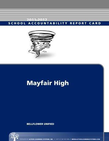 Mayfair High - Bellflower Unified School District