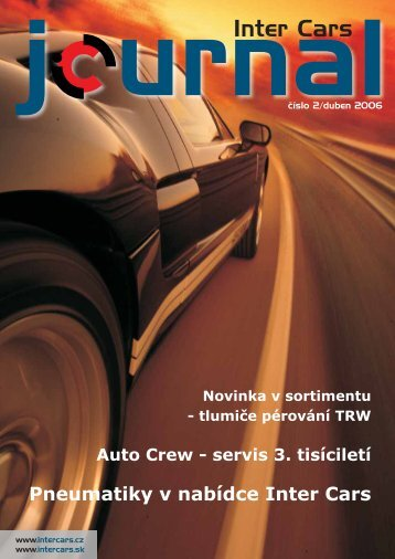 Tlumiče pérování Delphi pro automobily Škoda - Inter Cars