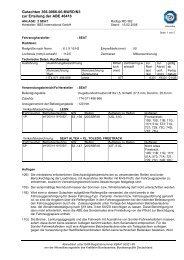 Gutachten 366-0086-06-MURD/N3 zur Erteilung der ABE 46416