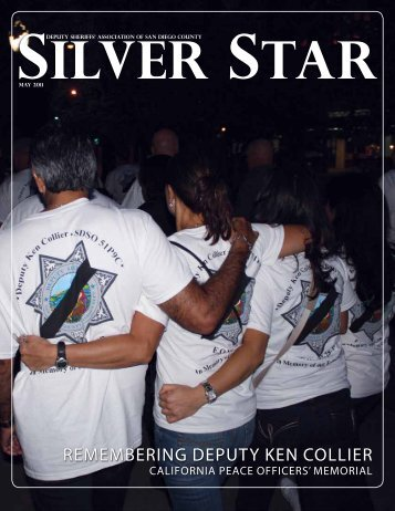 May 2011 Issue - Deputy Sheriffs' Association of San Diego County