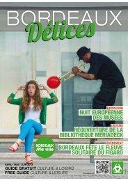 Bordeaux Délices - Printemps 2013