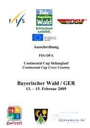 Bayerischer Wald / GER