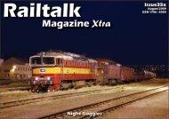 Night Goggles Magazine Xtra Issue35x - Railtalk
