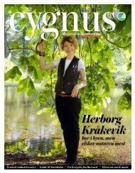 Les hele intervjuet med Gregory Norris i Svanemerkets magasin ...