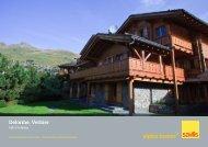 Delorme, Verbier - Ski chalets for sale