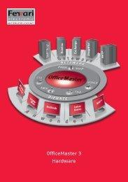 officemaster gate - Ferrari electronic AG