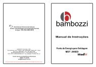 D:\ENG1\Manual Portugues\PS52930.000.0512.pmd - Bambozzi