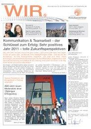 WIR - downloaden - Elektro Kreutzpointner