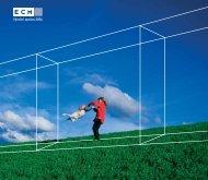 Výroční zpráva 2004 - ECM