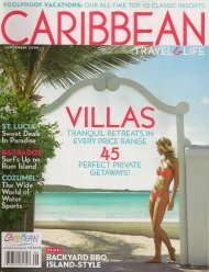 Caribbean Travel & Life - McLaughlin Anderson Luxury Villas